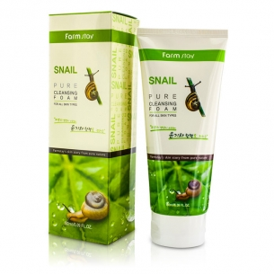Snail Pure Cleansing Foam