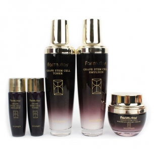 Grape Stem Cell Skin Care 3 set