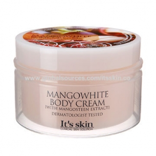 Mango White Body Cream