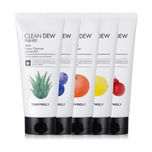 Tony Moly Clean Dew Foam Cleanser