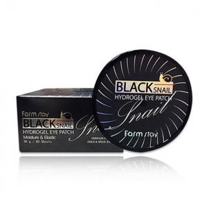 Black Snail Hydrogel Eye Patch