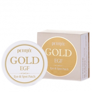 Gold&EGF Hydrogel Eye&Spot Patch