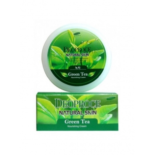 Natural Skin Green Tea Nourishing Cream