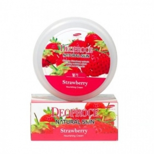 NATURAL SKIN STRAWBERRY NOURISHING CREAM
