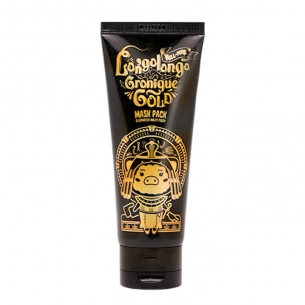 Hell-Pore Longolongo Gronique Gold Mask Pack