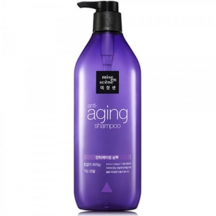 Black Pearl Anti-aging Full and Thick Shampoo, 530мл