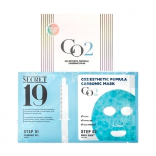 CO2 Esthetic Formula Carbonic Mask