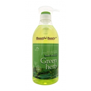 Manyo Factory Body Shower Green Herb