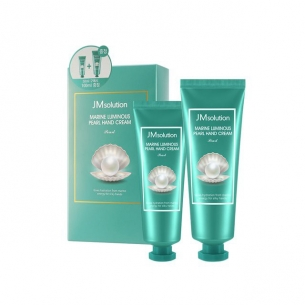 JMSOLUTION MARINE LUMINOUS PEARL HAND CREAM