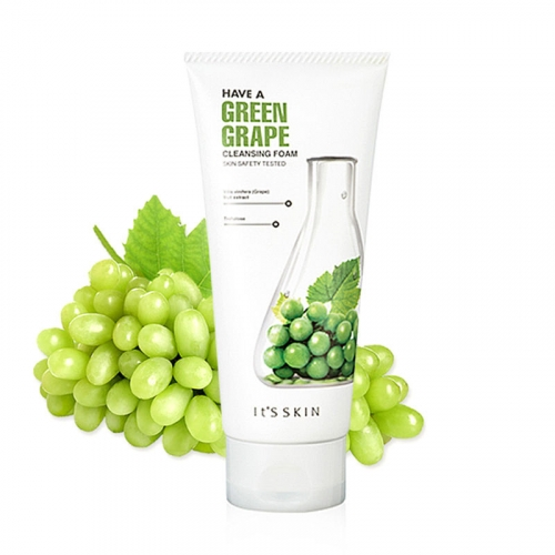 Have A Green Grape Cleansing Foam