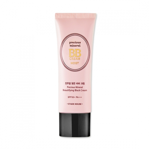 Etude House Precious Mineral BB Cream Moist
